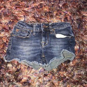Hudson jeans shorts girls